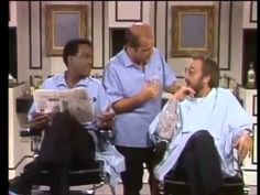 DEAN MARTIN, PETER SELLERS, NIPSY RUSSELL, DOM DeLUISE - 1973 - The Barb...