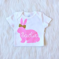 Easter Onesie Easter Outfits for girls by KennedyClairesCloset