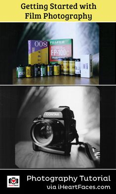 Getting Started with Film Photography