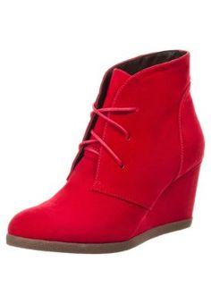 Rode schoenen - cruella de vil 35 euro zalando