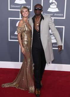 More celebrity couples at the 2011 Grammys