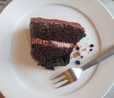 *Chocolate Mayonnaise Cake* - this is my favorite cake ever. We lost the recipe I hope this is like the one we used to make.