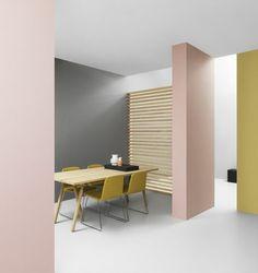 Comment Associer Les Couleurs Dintérieur Simulateur De Peinture - Peinture rose pale pour chambre