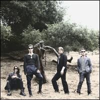 Jane's Addiction. Pioneers in alternative rock music in the mid-80s. Still rockin' hard over 20 years later.