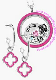 Origami Owl Enamel Twist Top Locket and Earrings...... FREE CHARM WITH A $25 OR MORE PURCHASE... Contact me to place your order YourCharmingLocket@gmail.com or message me on Facebook https://www.facebook.com/YourCharmingLocket. Or just place your order on our website http://yourcharminglocket.origamiowl.com/ ---LIKE OUR FAN PAGE FOR A CHANCE TO WIN A FREE CHARM. 3 WINNERS EVERY MONTH--- Want more than just one locket, consider joining our team for an extra income.