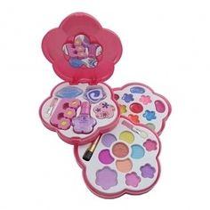 Advertisement - Petite Girls Play Cosmetics Set - Fashion Makeup Kit for Kids (Classic) Make Up Kits, Kits For Kids, Toys For Girls, Kids Girls, Kids Toys, Little Girls, Makeup Kit For Kids, Kids Makeup, Makeup Set