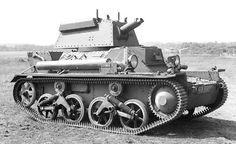 The Vickers Light Tank MkIII