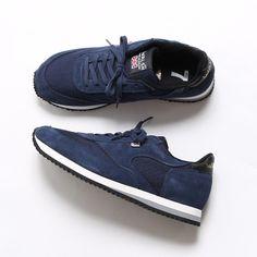 ウォルシュ LA84 スニーカー ENGLAND UK[br-la84-navy] Kicks, Sneakers Nike, Shoes, Fashion, Nike Tennis, Moda, Zapatos, Shoes Outlet, Fashion Styles