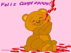 Winnie The Pooh, Disney Characters, Fictional Characters, Html, Vestidos, Birthday Greetings, Messages, Romantic Birthday Cards, Free Anime
