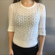 White top Great condition Tops