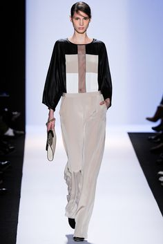 BCBG Max Azria Fall 2012 Ready-to-Wear Collection Slideshow on Style.com