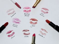 Sophisticated Fashionista | My Go To Fall Lippies | http://sophisticatedfashionista.com