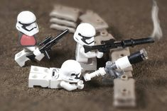 Star Wars: Lego First Order Troops