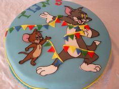 Tom en Jerry