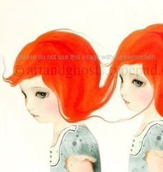 Sweet little red heads.