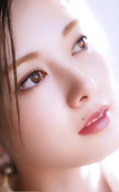 Beautiful girl with pretty face Beauty Quotes, Beauty Art, Beauty Women, Pretty Asian, Beautiful Asian Women, Japanese Beauty, Asian Beauty, Japanese Makeup, Fair Face