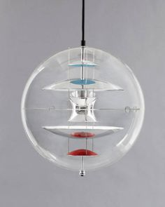 VP Globe by Verner Panton from Design Within Reach