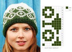 Trond Anfinnsen (700x513, 312Kb) Fair Isle Knitting Patterns, Knitting Paterns, Knitting Charts, Knitting Designs, Knitting Socks, Knitted Hats, Simply Knitting, Double Knitting, Knit Or Crochet