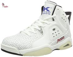 Demon, Baskets Basses Homme, Gris (DK Grey/Black), 45 EUBritish Knights