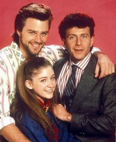 My Two Dad's. I remember quite liking this TV show in the early 80's.