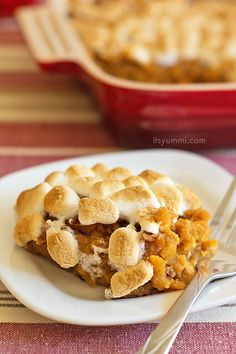 Blog post at It's Yummi! : This post brought to you by Dollar General. All opinions are 100% mine. My quick 'n easy southern sweet potato casserole was created in les[..]