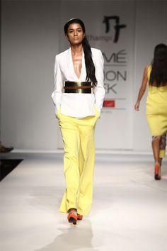 Lakmé Fashion Week – Nikhil Thampi LFW SR 2013
