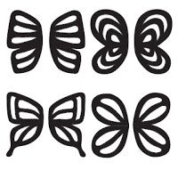DIY Royal Icing Butterfly Cupcake Toppers ~ Putti's World -kids-activities