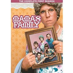 Mama's Family: The Complete First Season  http://encore.greenvillelibrary.org/iii/encore/record/C__Rb1378506