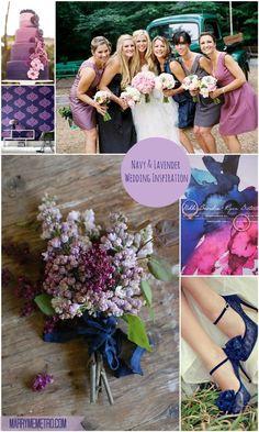 72 Besten Lavender Navy Gray Bilder Auf Pinterest Lila Hochzeit