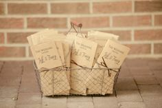Burlap Themed Wedding: Tracy   Jeff