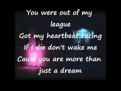 Out Of My League - Fitz and the Tantrums LYRICS - YouTube