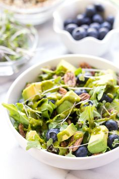 This Amazingly Simple Quinoa Power Salad Is Fill Of Detoxifying Ingredients And Taste Absolutely Amazing Simply Quinoa Quinoa Power Salad Recipe, Best Quinoa Salad Recipes, Healthy Salads, Healthy Cooking, Diet Recipes, Healthy Eating, Healthy Recipes, Vegetarian Recipes, Healthy Food