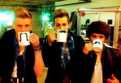 The Vamps. They are super cute