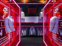 Nike's Tech Pack, 21 Mercer NYC #retail #nike #design