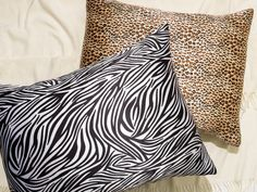 Get Your Beauty Sleep! Anti-Aging Satin Pillowcases by Morning Glamour from Kelly Killoren Bensimon on OpenSky