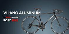 The Vilano Aluminum #best #Road #Bike 21 Speed Shimano Review