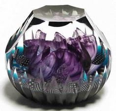 Love this cut of a Paperweight