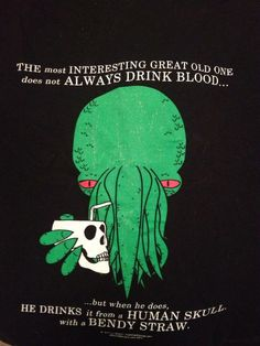 Going Cthulhu today. pic.twitter.com/mRvWpi9Y82