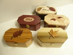 EDITOR'S CHOICE (12/01/2016) Xmas boxes by MontanaBob View details here: https://woodworkingweb.com/creations/3039-xmas-boxes