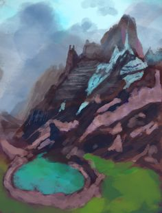 4/2/2015 - Based off Mount Fritz, Argentina ~1 hour