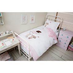 Little Home At John Lewis Enchanted Garden Single Duvet Cover And Pillowcase Sets Twin Pack Online Johnlewis Gardens Pinterest