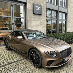 Likes, 10 Comments - Bentley Bentley Auto, Bentley Motors, New Bentley, Luxury Sports Cars, Top Luxury Cars, Sport Cars, Bentley Continental Cabrio, Supercars, Audi