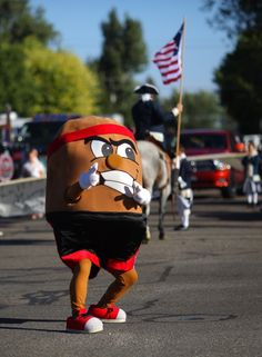 Idaho Spud Day - Shelley, ID. Beware of the Shellites though, they aren't very nice!