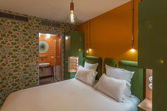 Hôtel Exquis : décor surréaliste pour des nuits pleines de fantaisie - Blog Déco | MYDECOLAB #décoration #hôtel #Paris #Bastille