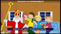 Sinterklaasliedjes van vroeger - Sinterklaasje kom maar binnen met je kn...