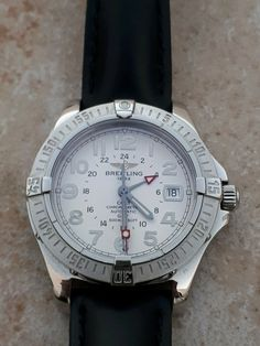 Breitling colt gmt automatic · $1,750.00 Breitling Colt, Ebay, Accessories, Shopping, Jewelry Accessories