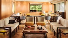 Four Seasons Hotel Sydney Launches New Residential Meeting Suites Four Seasons Hotel, Meeting Venue, Event Website, Serviced Apartments, Hotels And Resorts, Corporate Events, Sydney, Interior, Table