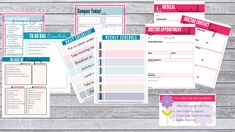 Caregiving Resources Family Resources Life Resources Medical Record Keeping Kit Printable Elderly Person, Medical Research, Finding Joy, Caregiver, First Love, Encouragement, Printables, Tools, Dementia