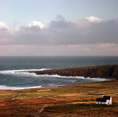 Donegal, Donegal County, Ireland. Part of my ancestral home.