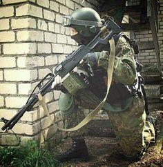 Specnaz Soldier